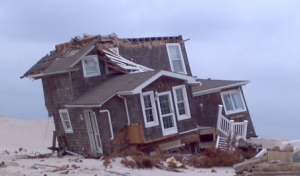 Collapsed-House